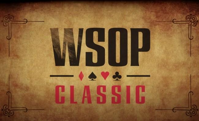 WSOP Classic