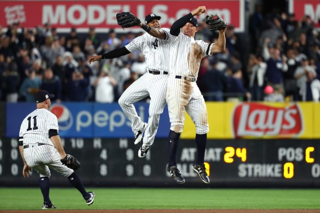 New York Yankees sign stealing