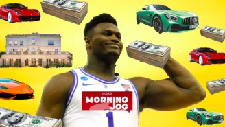 Zion Williamson's Only Crime Is Getting Everyone Rich