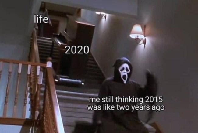 50 best memes 2020 vs 2015
