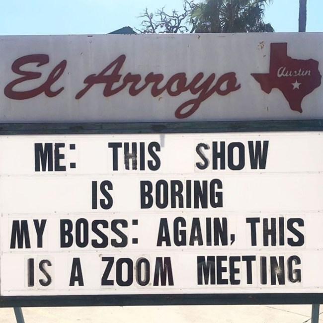 50 best zoom meetings