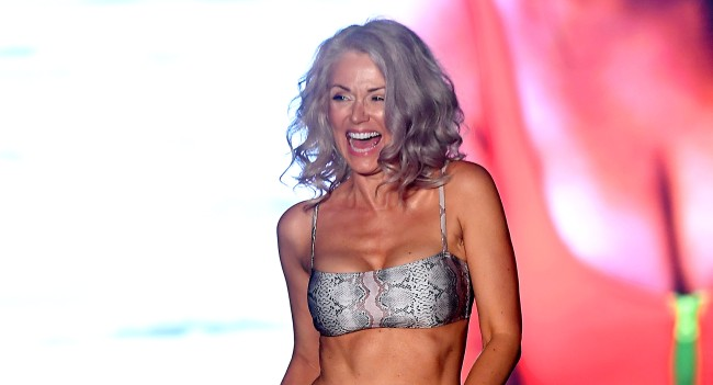56-Year-Old Kathy Jacobs New Sports Illustrated Swimsuit Model