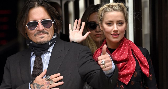 Amber Heard Denies Pooping In Bed More From Johnny Depp Trial Day 6