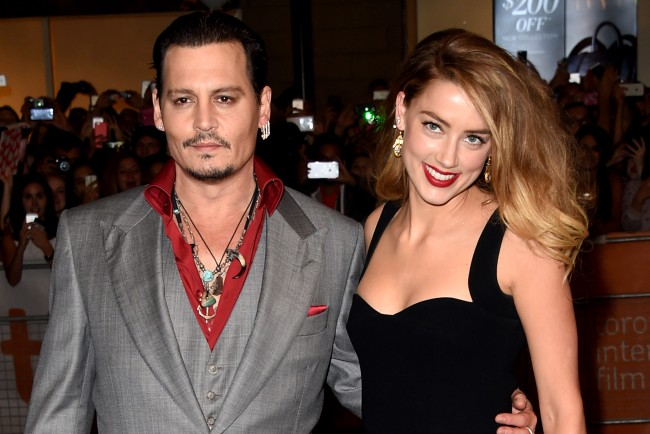 Amber Heard Says Johnny Depp Threw 30 Bottles At Her Like Grenades