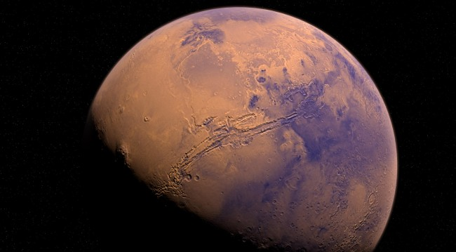 Ancient Ruins On Mars Are 100 Proof Of Intelligent Aliens