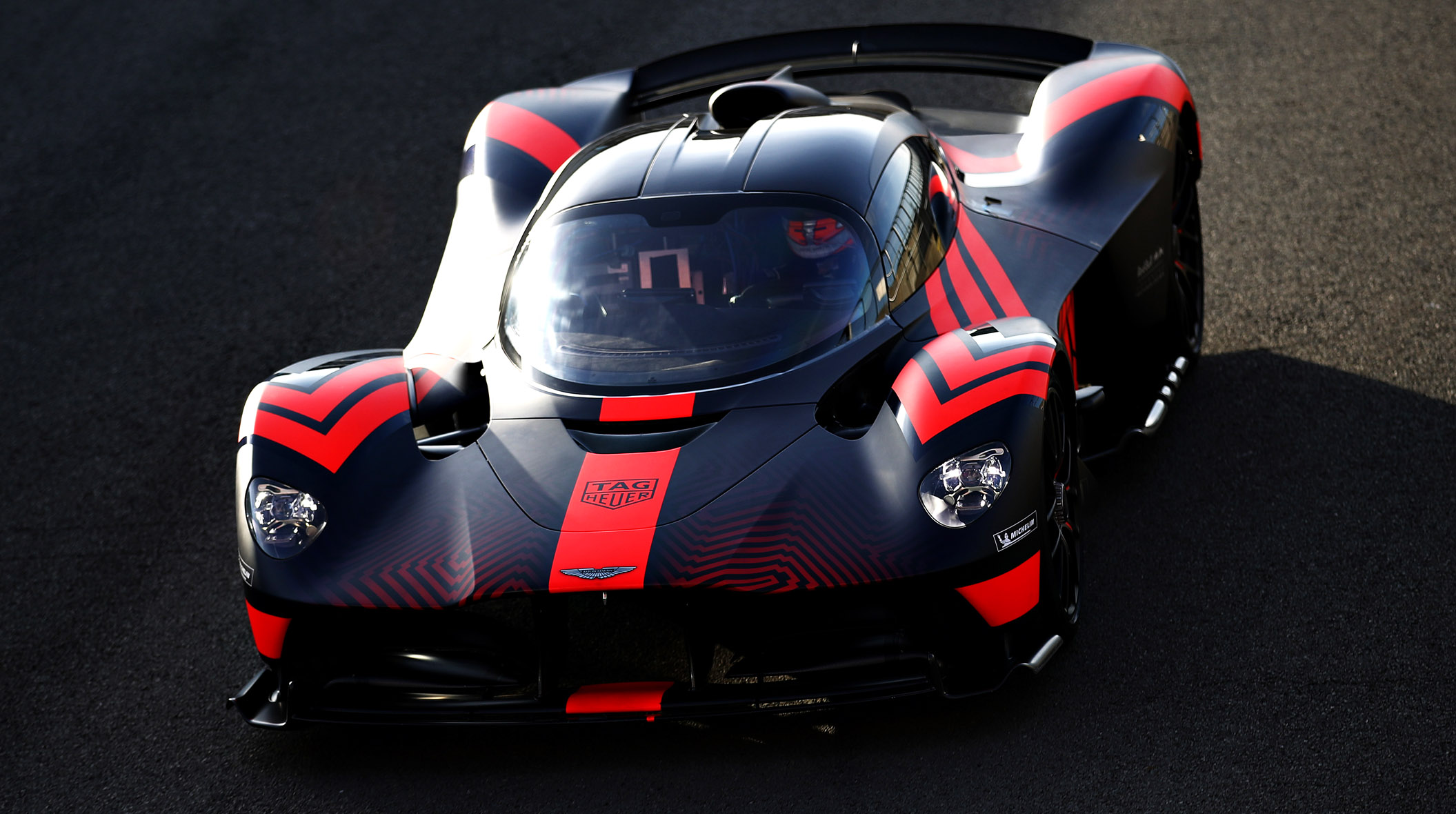 The Upcoming 2021 Aston Martin Valkyrie Is What Batman Would Drive If He Were Real Brobible