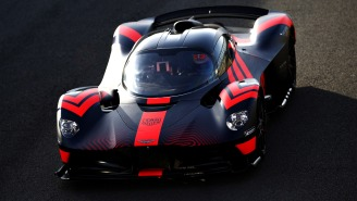 The Upcoming 2021 Aston Martin Valkyrie Is What Batman Would Drive If He Were Real