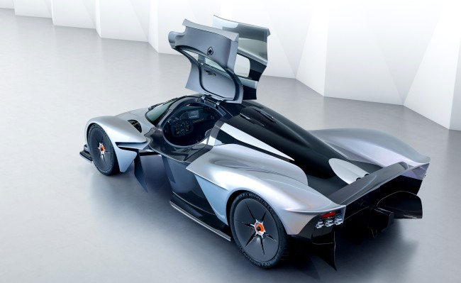 Aston Martin Valkyrie Specs Delivery Date Pictures Video