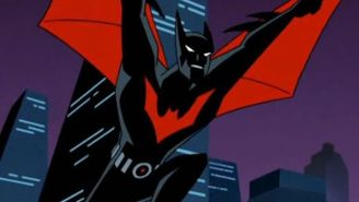 A Live-Action 'Batman Beyond' Film Is Reportedly In The Works