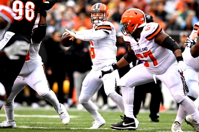 Browns Fans Excited That Baker Mayfield Appears To Have Slimmed Down