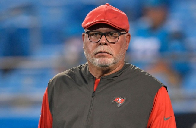 Bruce Arians every player sick covid