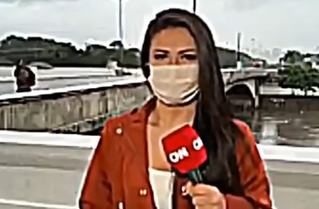 CNN Reporter Held Up At Knifepoint