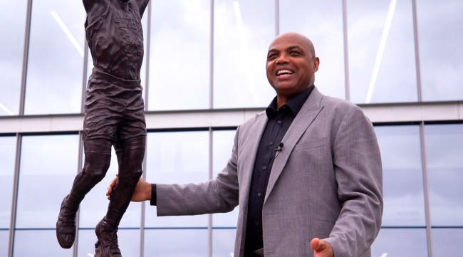Charles Barkley Says Sports Is Turning Social Justice Into A Circus