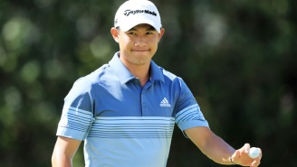 Guy Bets Huge On Collin Morikawa At Workday Charity Open And Walks Away With Over $1M