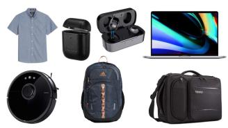 Daily Deals: Laptop Bags, Earbuds, adidas Accessories, Nordstrom Clearance And More!