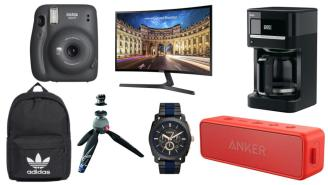 Daily Deals: Monitors, Speakers, Cameras, Golf Clubs, adidas Accessories And More!