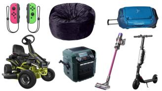 Daily Deals: Bean Bag Chairs, Duffel Bags, Electric Scooters, Carhartt Sale And More!