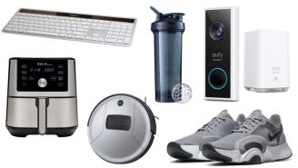 Daily Deals: Keyboards, Vacuums, Security Systems, Dockers Sale And More!
