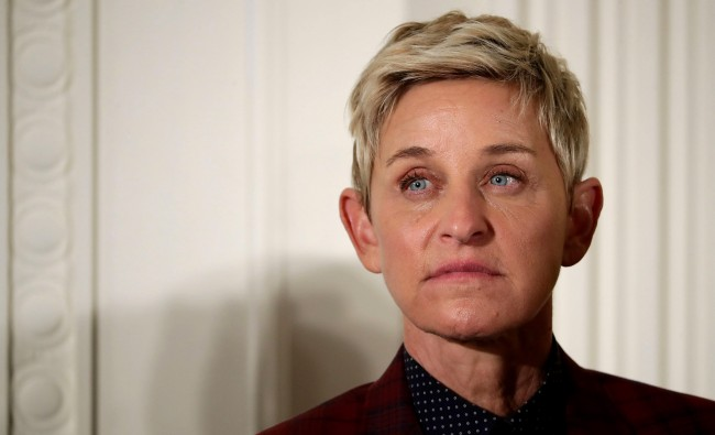 Ellen Show Investigated Over Allegations Of Racism Intimidation