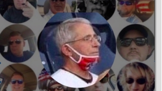 Dr. Fauci Abandoning His Mask At The Nationals Game Has Ignited Angry Goatee Twitter