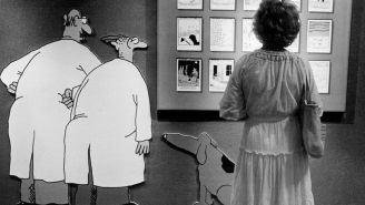 'The Far Side' Creator Gary Larson Just Published His First New Comics In 25 Years