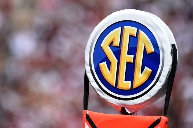 sec conference only football schedule