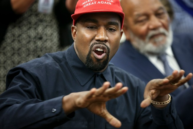Kanye West Could Face Up To Three Years In Prison For Election Fraud