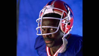 Bruce Smith Does Bills Mafia Proud After Barbaric 'Family Feud' Answer Brings Show To Dead Stop
