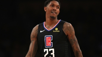 Clippers' Lou Williams Gets Busted Going To Strip Club Days After Leaving Disney Bubble And Is Now Being Investigated By The NBA