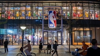 NBA COO Says League Was 'Somewhat Humbled' Regarding The Abusive NBA China Academy Being Compared To 'World War II Germany'