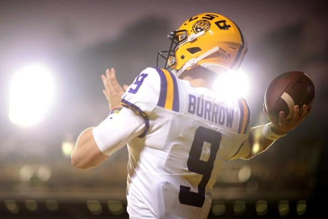 Joe Burrow LSU National Championship Rings