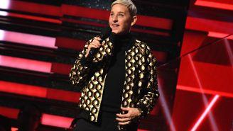 A Spineless, Pathetic Radio Host Is Saying Ellen Degeneres Hurt His Feelings