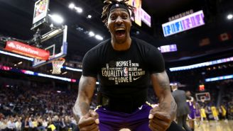Dwight Howard Is Both Anti-Vaccination And Anti-Mask, Says Masks Are 'Clickbait'