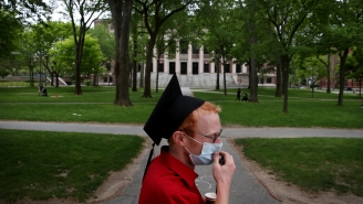 Harvard Announces That All 2021 Classes Will Be Online; Tuition Remains Fair At $49,653