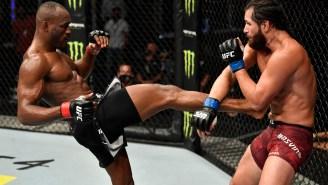 The Internet Reacts To Kamaru Usman's Dominant Win Against Jorge Masvidal At UFC 251