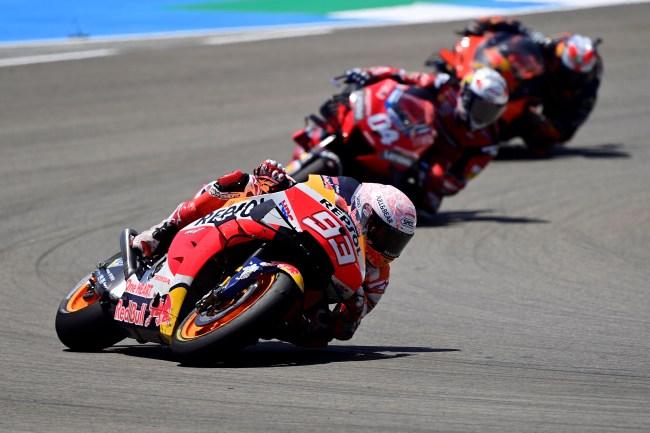 Marc Marquez 2020 Spanish MotoGP