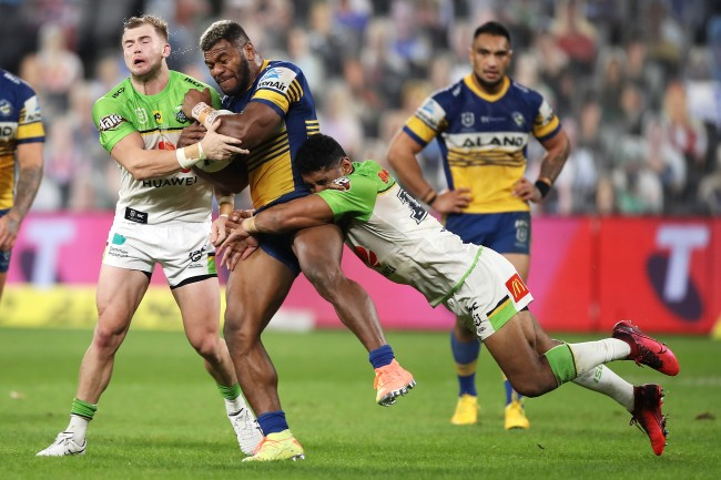 Sia Soliva Rugby Injury