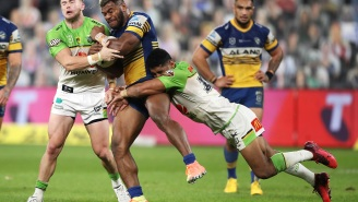 Rugby Player Sia Soliola Required 20 Screws To Put His Fractured Face Back Together After A Brutal Collision