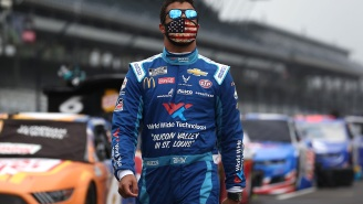 President Trump Blasts Bubba Wallace Over Noose 'Hoax', Criticizes NASCAR For Banning Confederate Flags