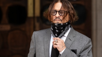 Robbed Of $750 Million And Bedding A Human Turd: Johnny Depp's No Good, Very Bad Day In 2016
