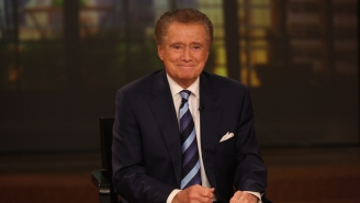 Legendary TV Host Regis Philbin Has Died At Age 88