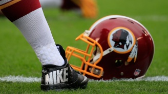 The Washington Redskins Can't Change Their Nickname To 'Warriors' Because Apparently It's Racist