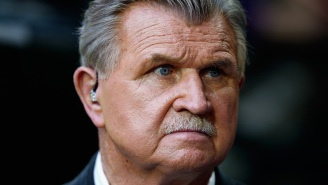 Mike Ditka To Anthem Kneelers 'Get The Hell Out Of The Country'