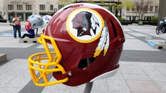 Washington Redskins Are Having Issues Changing Their Name Likely Due To Man Trademarking Over 40 Potential Names