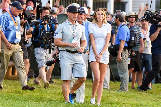 joey d golf trainer dustin johnson