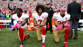 Colin Kaepernick Rejects The 4th Of July Holiday, Calls It A 'Celebration Of White Supremacy'
