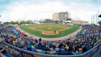 Minor League Ballpark Transformed Into Nine-Hole Golf Course After Canceled Season