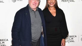 Robert De Niro's Ex Wants A $100K Amex Monthly Spending Limit Despite His Finances Getting Crushed By The Rona