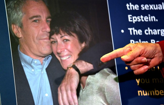 Ghislaine Maxwell Asked For Hotel Instead Of Jail Is Secretly Married