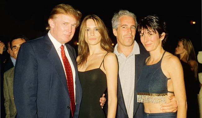 Ghislaine Maxwell Reportedly Has Secret Stash Of Epstein Tapes